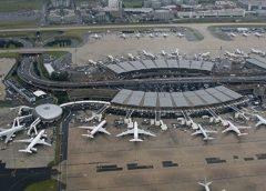 法国15组织抗议扩展戴高乐机场 斥工程破当地坏环境