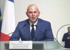 法国卫生署署长表示法国感染人数的数据来源可靠