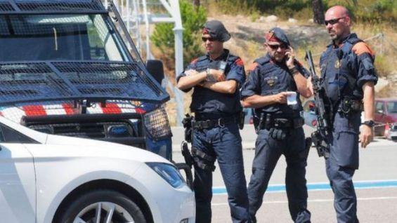 摩洛哥警察