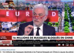 法国飞行员驾机来华提口罩被查出感染 目前已出院