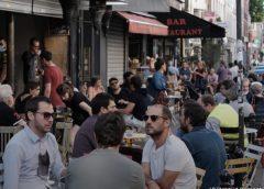 巴黎四家餐馆过早开放露台遭处罚,被勒令关闭