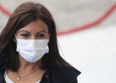 巴黎市长提出要求在某些室外区域将强制佩戴口罩
