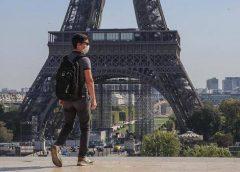 法国巴黎埃菲尔铁塔排除炸弹威胁,重新开放
