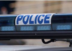 法国警察追捕一名拒检司机,竟被投掷火炉