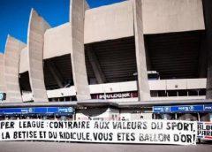 法国政府再表态反对欧洲超级联赛