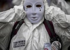 法国反对健康通行证第11周示威游行 预计6万至8万人